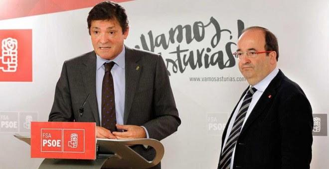 El PSC romperá este sábado por tercera vez la disciplina de voto del PSOE / EUROPA PRESS