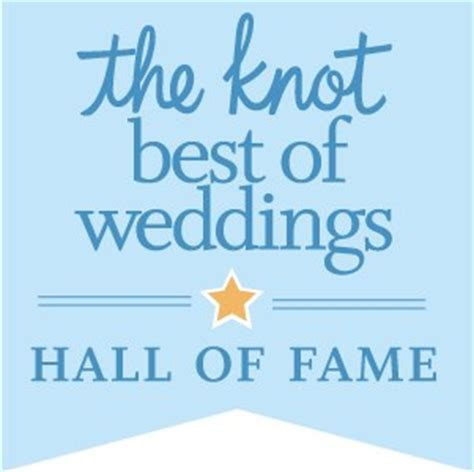 The Knot Best of Weddings Hall of Fame   Hitched Events