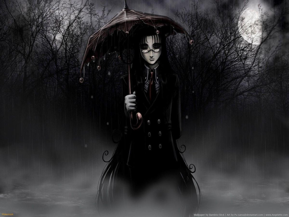 Image result for ghost with umbrella