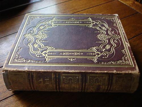 Family Bible by midgefrazel