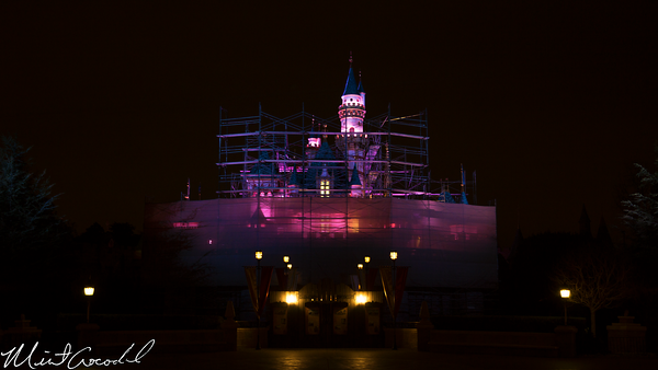 Disneyland Resort, Disneyland, Hub, Partners, Statue, Sleeping Beauty Castle, Refurbishment, Refurbish, Refurb, Disneyland60