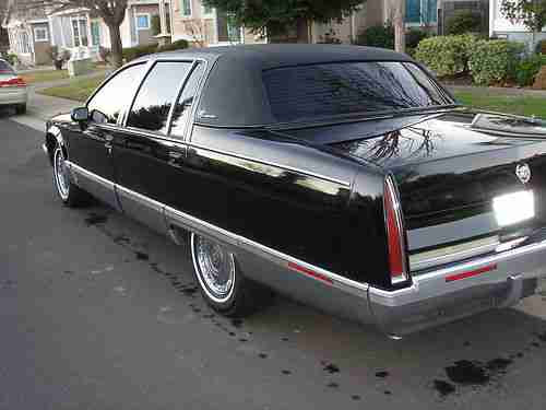 Find used 1993 Cadillac Fleetwood Brougham LIKE NEW ...