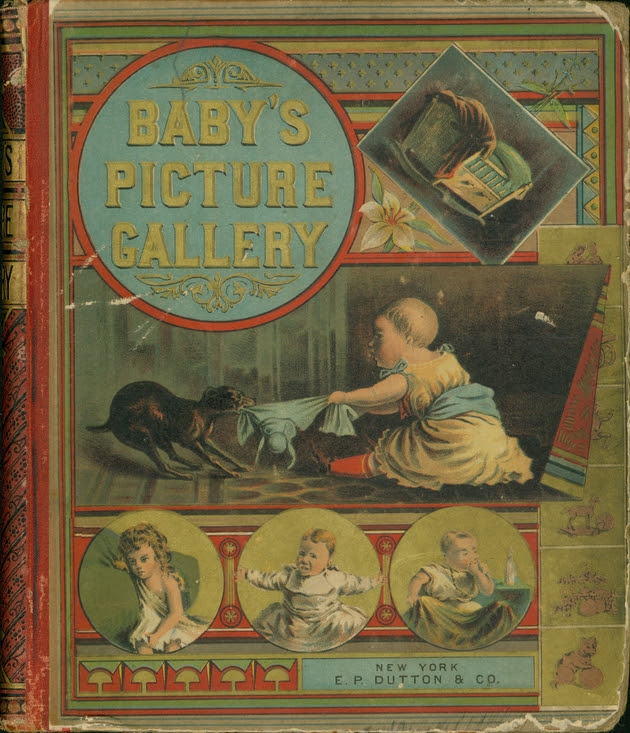 Baby's picture gallery  - Cover 1