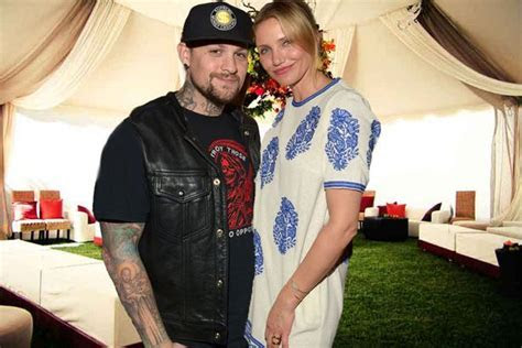Inside Cameron Diaz and Benji Madden?s wedding: Star