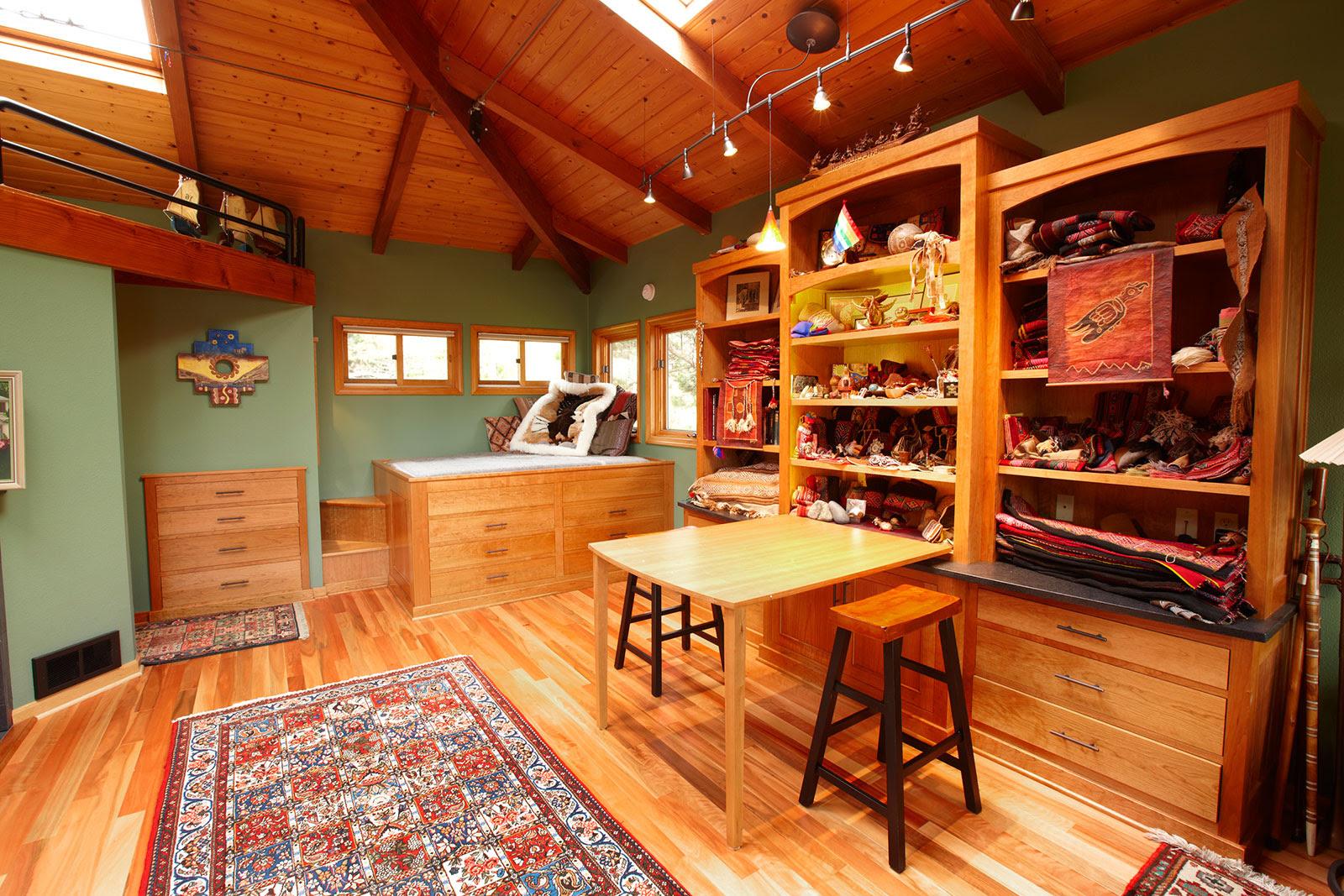 Wheeler Studio Small House Redo
