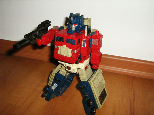 Powermasters Optimus Prime (large form) 2