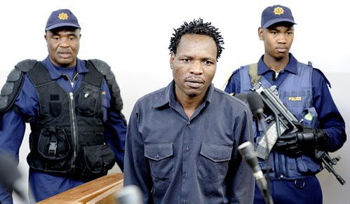 Chris Mahlungu convicted of murdering white supremacist in the Republic of South Africa. The youth who accompanied him on that night was acquitted.  by Pan-African News Wire File Photos