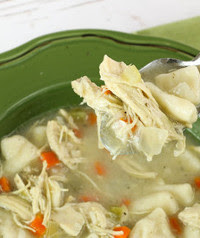 Old Country Chicken and Dumplings