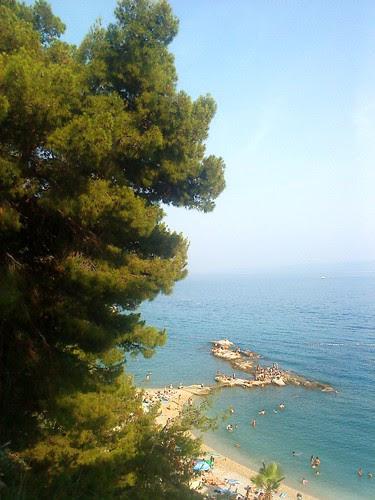 ježinac - kaštelet by XVII iz Splita