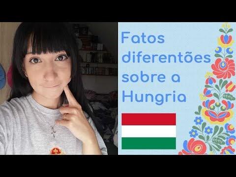 Alguns fatos inusitados sobre a Hungria