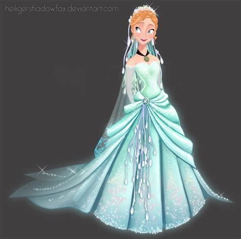 trolls troll wedding wedding dress anna frozen Princess