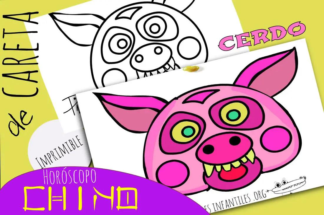 Mascara Infantil Actividades Para Niños Manualidades Fáciles Y