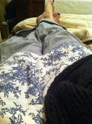 and pajamas