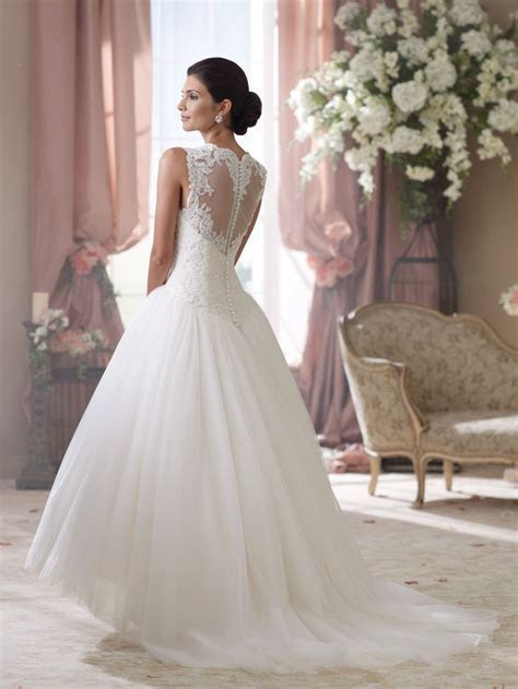 Style No. 114294 » David Tutera for Mon Cheri » wedding