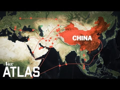 El plan de billones de dólares de China para dominar el comercio mundial