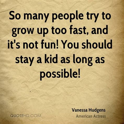 Baby Dont Grow Up Too Fast Quotes
