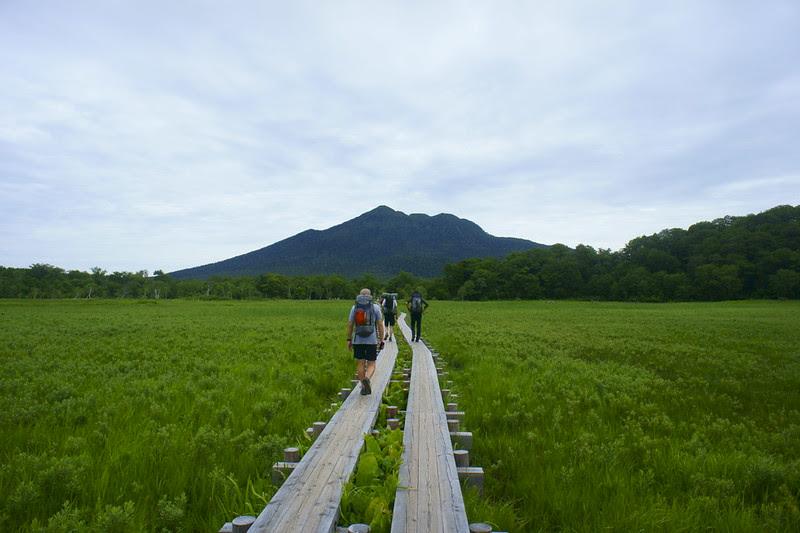 DSC06583 Oze:Mt.Shihutsu Hike
