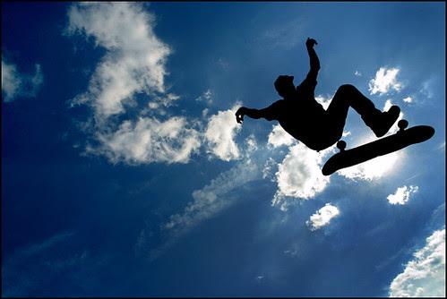 Skyboarder