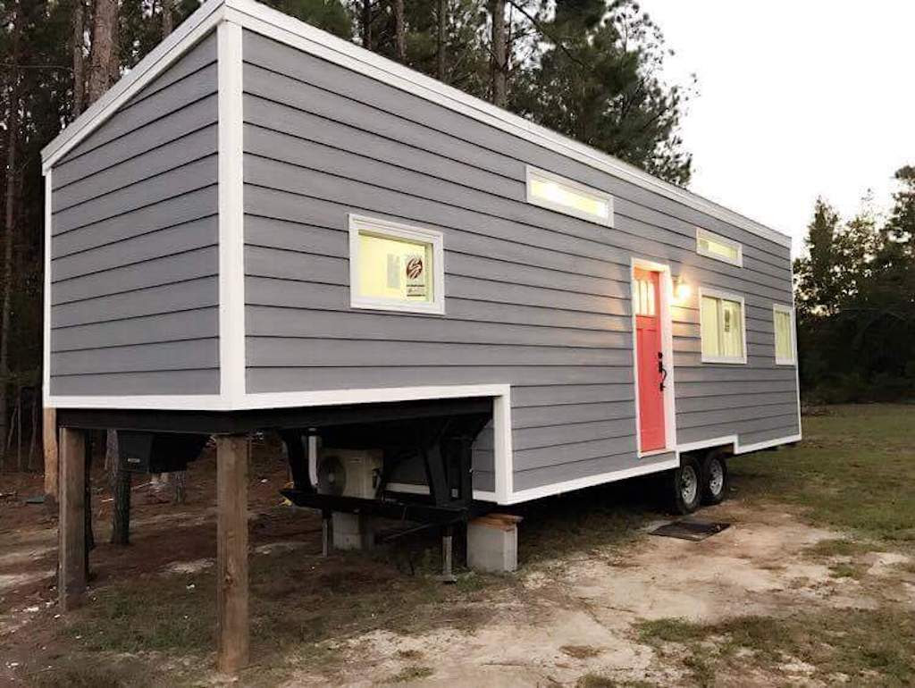 35 Ft 5th Wheel Tiny House Swoon
