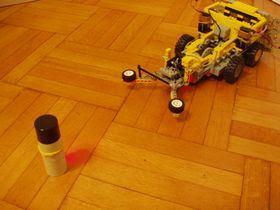 Lego robot-robot-tay-Legos-cơ bản-1