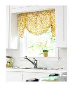Kitchen Curtains on Pinterest