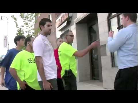 MUSLIMS ATTACK CHRISTIANS IN AMERICA OVER SHARIA LAW
