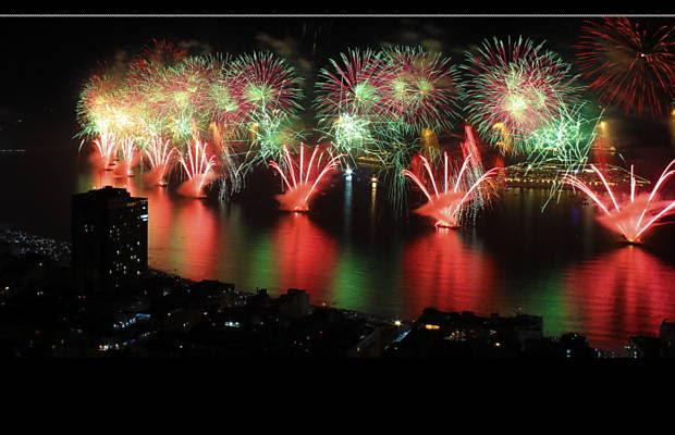 Queima de fogos de Copacabana; Associação de PMs e bombeiros pede cancelamento do evento deste ano
