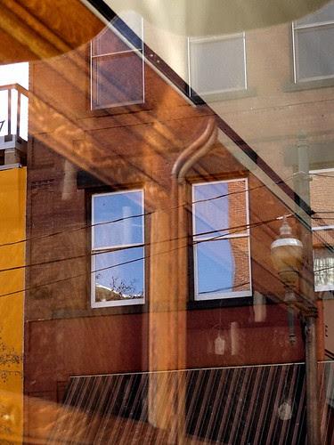 reflection gutter window by zen
