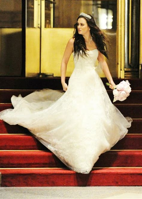 SPOILER: Blair Waldorf's Wedding Dress   Lela London