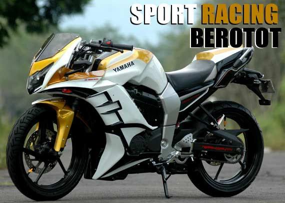 Foto Modifikasi Motor Yamaha Byson Berita Prediksi Hasil