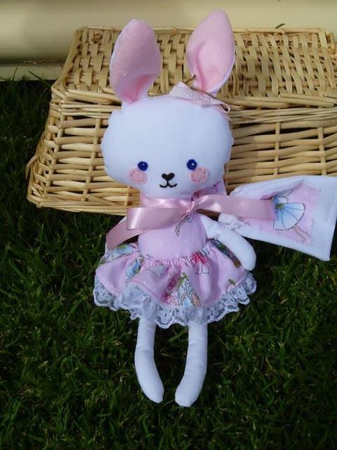 Mumma Who Makes bunny 2
