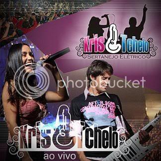 Cd Kris e Tchelo - Sertanejo Elétrico Ao Vivo