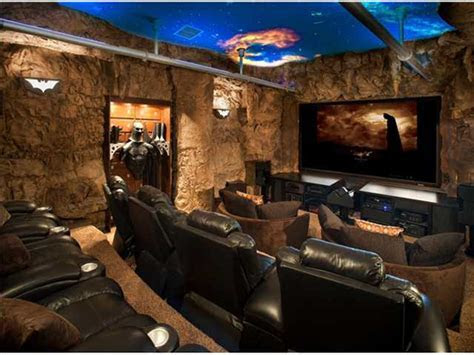 Buy This Batman Home Theater   Electronic House