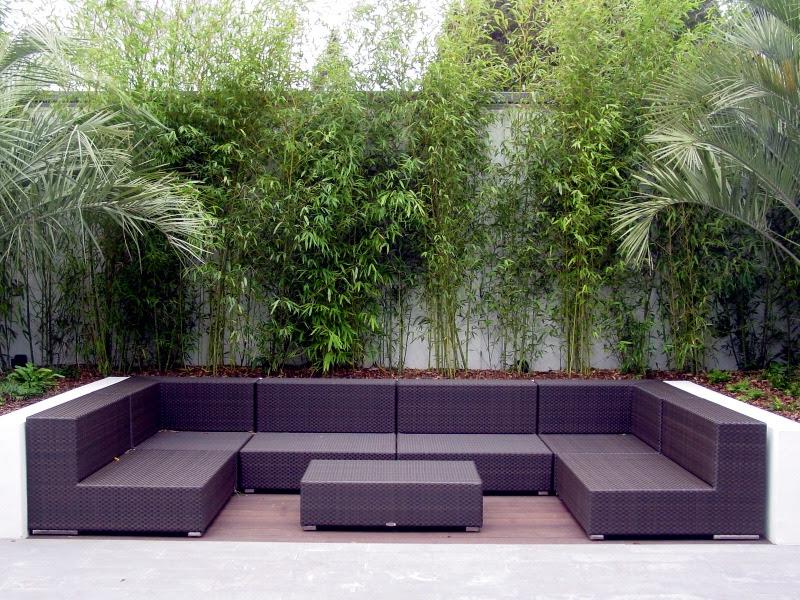 Modern Garden Furniture for Contemporary Patio   Interior ...