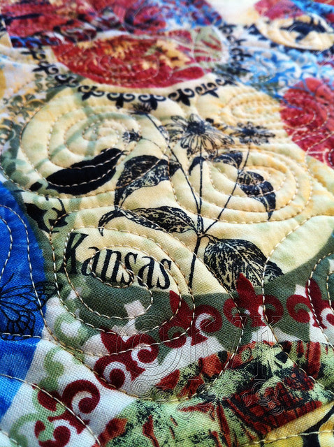 IMG_6760 Table Runner with Donna