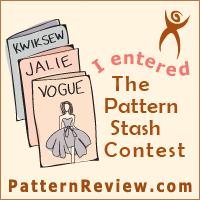 2016 Pattern Stash Contest