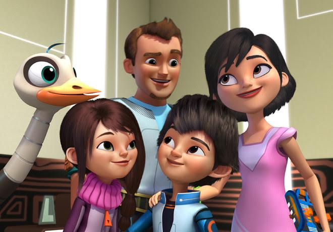 Resultado de imagen para animados disney familia