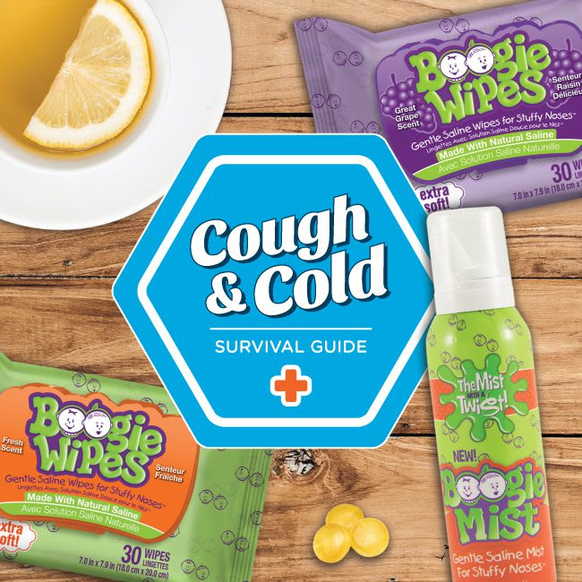 When Kids Get Sick- Huge Giveaway (including $100 Target Gift Card)