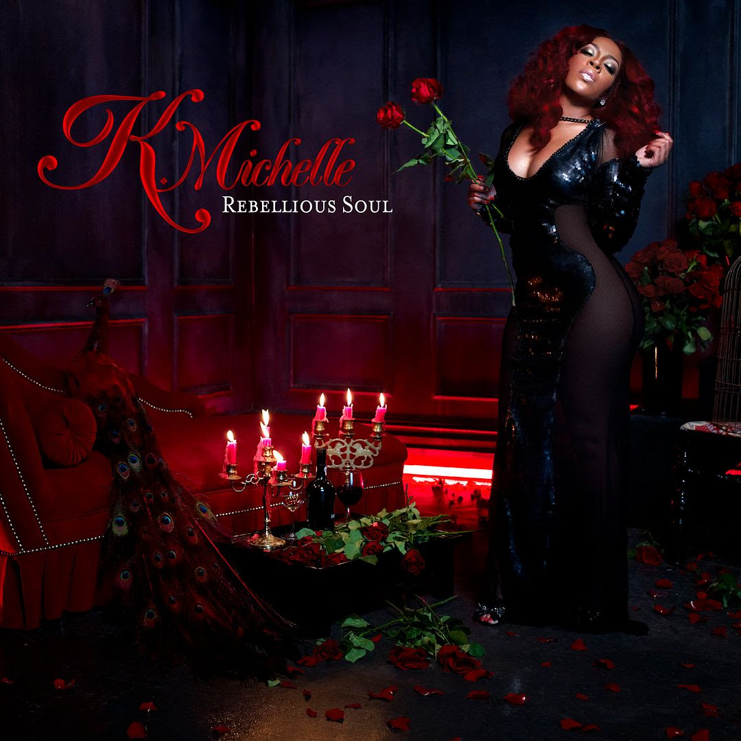 K. Michelle : Rebellious Soul (Album Cover) photo rebellious-soul-kmichelle-cover.jpeg
