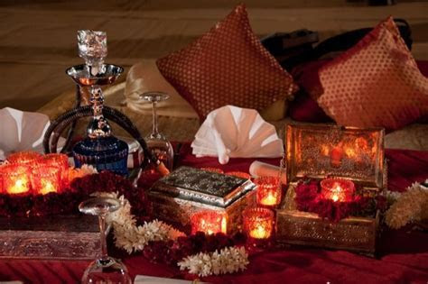 Design & Decor sufi night , ghazal night , mughal , hookah