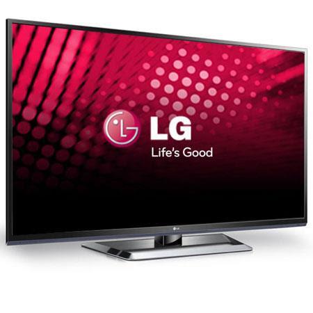 LG 50PM4700 50 3D Plasma HDTV 720p 600Hz Smart TV