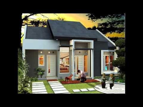 inspirasi desain rumah sederhana ukuran 5 x 10, video