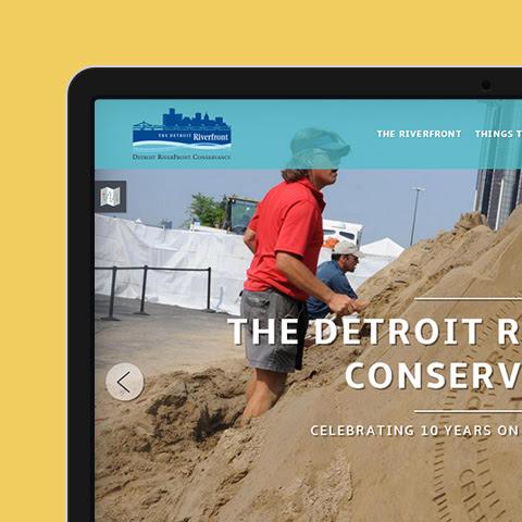 Detroit Riverfront Conservancy