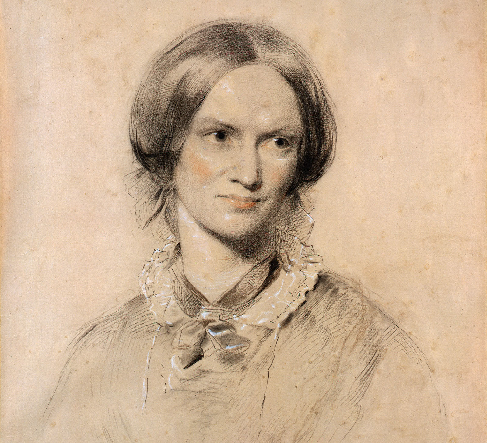 George Richmond: Charlotte Brontë, 1850
