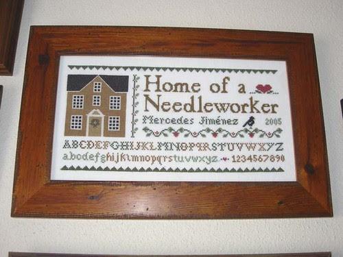 Home of.... enmarcado