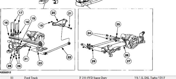 Diagram Ford F250 Super Duty Front Axle Parts Diagram Full Version Hd Quality Parts Diagram Parallel Wiringl Sacom It
