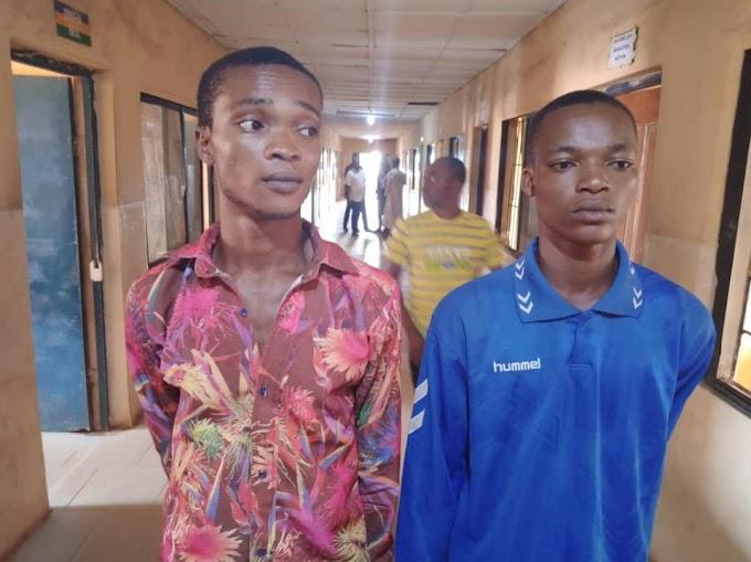 Teenage girl allegedly kidnapped, gang raped in Ogun