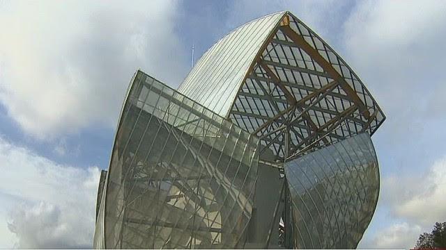 Fondation Louis Vuitton unveils Parisu0027 latest landmark - CNN.com
