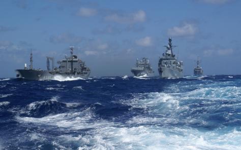 Τουρκικά πολεμικά πλοία κατέπλευσαν στην Αμμόχωστο!