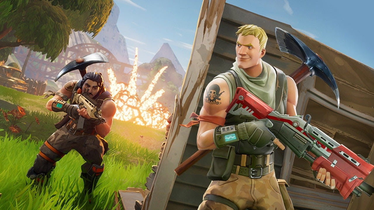 Fortnite Coming to iOS and Android